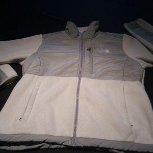 The Northface polar jacket